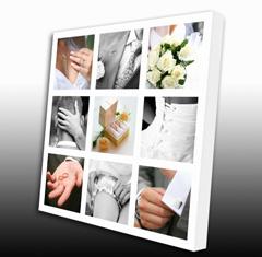 Edmonton Wedding Print Ideas Wedding Engagement Photos Printed On Canvas Fine Art Papers